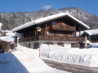 Alpenchalet Reit im Winkl - Wohnung 8