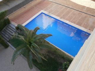 Apto de 110 m y 14 terraza a 30 m mar.