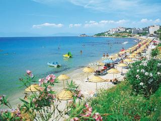 The resort of Kusadasi, Turkey