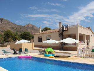 Holiday villa for rent in Abanilla