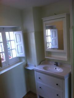 Bathroom 1 (upstairs)