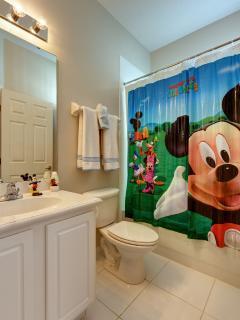 Disney En-suite