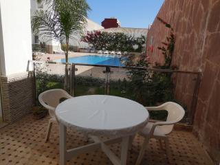 T 2 meublé residence standing, Agadir