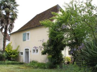 maison  de 1825 avec piscine au coeur du béarn
