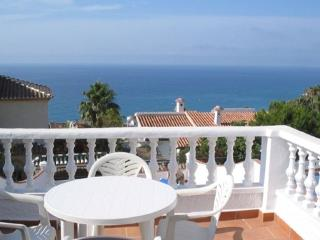 3B 2BTH AC WiFi Private pool villa above Burriana beach ARDILLAS