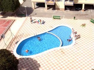 Ref. 537 - CENTRO, aire, piscina, parking, parque., Santa Pola