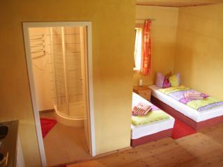 Kleines Ferienhaus Nähe Jena, Greiz