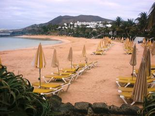 Flamingo beach resort, Playa Blanca