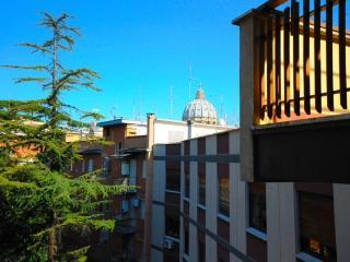 Vista dal palazzo