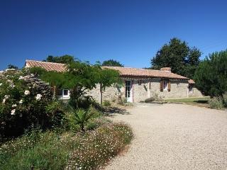 Domaine de Bacqueville - Gite la Forgerie 5pers, L'Aiguillon-sur-Vie