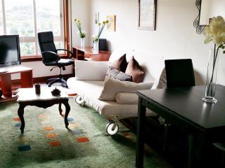 apartamento próximo  playa de Riazor    ., La Corogne
