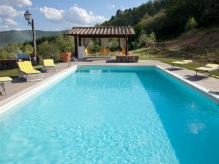 Podere La Casina, Tuscany set in astounding natural surrounding