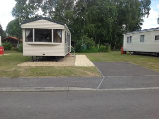 Static Caravan, Tattershall