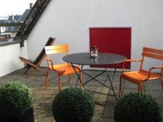 Appartement grande terrasse, Strasbourg