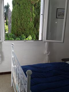 Double Bedroom and view
