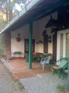 Front verandah, The Retreat