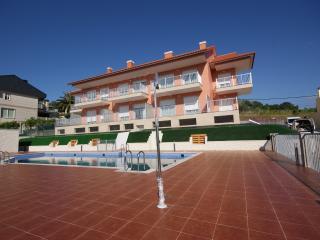 Apartamentos Mirador de Reis (T2, 4-6 pax), Sanxenxo