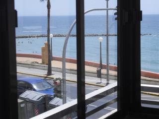 Piso a pie de playa, Cadiz