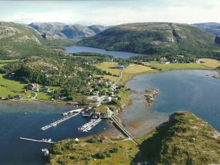 Vik Midtre Accommodation and fishing, Norway, Trondheim