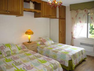 chambre n°1 avec 2 lits en 120