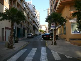 One bedroom apartment in central Calpe