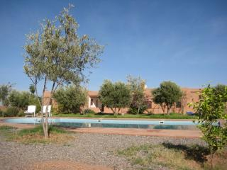 Bled Itrane wellness and relaxation in the countryside, Marrakesh