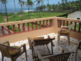 Beachside Romantic Portuguese Villa at Anjuna Beach, Goa