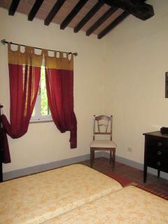 camera 2 con letti singoli o matrimoniale