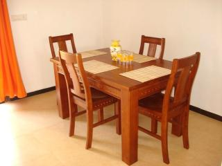 2 BHK furnished AC apartment in Siolim Goa - Swimming Pool