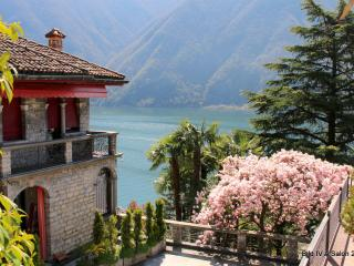 Barony *****   'Beletage' for 8 persons, Lugano