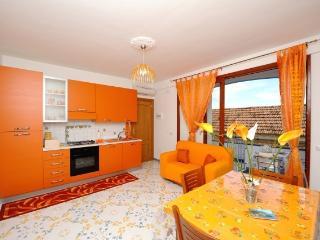 Casa giaggiolo arancio