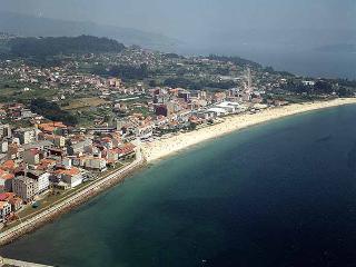 playa de rodeira en cangas, Cangas do Morrazo
