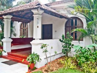 Uber Luxury 2bhk Villa in Candolim