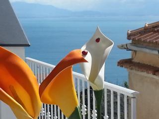 Casa giaggiolo arancio, Conca dei Marini