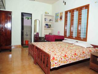 Enjoy peace, privacy and pure relaxation in AC room
