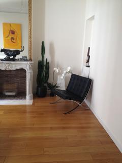 Living room Paris - Paris Champs Elysées /Eiffel Tower Area
