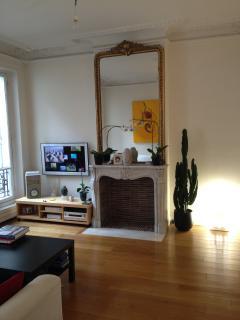 Living room Paris - Paris Champs Elysées / Eiffel Tower Area