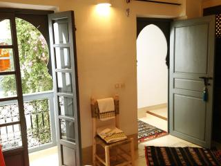 Suite SHEHERAZADE in a beautiful Riad in Marrakech