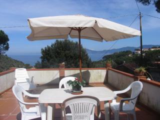 Il Pinolo 6 pax - terrazza panoramica - Padulella, Portoferraio