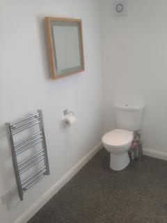 Large newly fitted bathroom