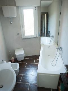 Bathroom, upper floor