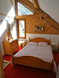 Bedroom 2 + double bed + mezzanine 1 person + niche 1 person  + bathroom
