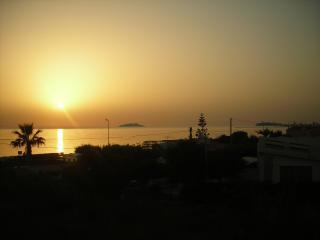 Villa Spiaggia Fortino. Panorama tramonti Egadi, Marsala