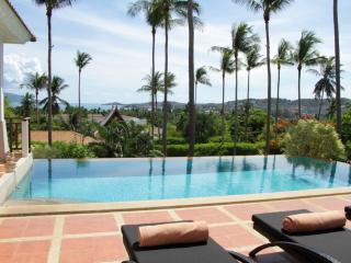 Stunning 4 Bedroom Seaview Villa - Bang Rak, Ko Samui