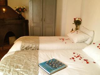 Bedroom ALI BABA in a beautiful Riad in Marrakech