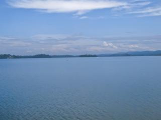 Madolduva lake near to our resort