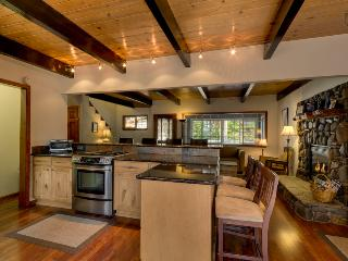 Make a great meal in the beautiful kitchen with granite countertops.