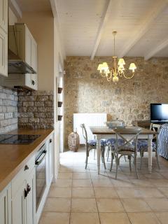 Kitchen (ground floor).