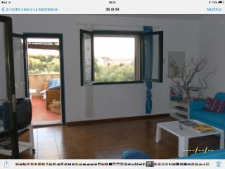 Casa nell'Arcipelago, La Maddalena