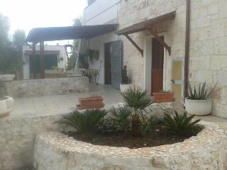 villa antonia, Serranova